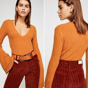 NWT Free People May Morning Sweater